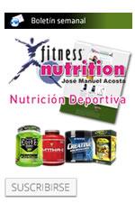 Boletín Fitness Nutrition
