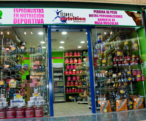 centro comercial ingenio, fitness nutrition